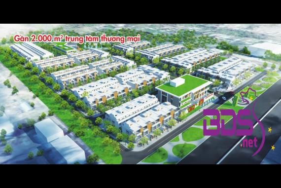 Airlink City - Dự án khu đô thị thương mại tại Long Thành - Đồng Nai