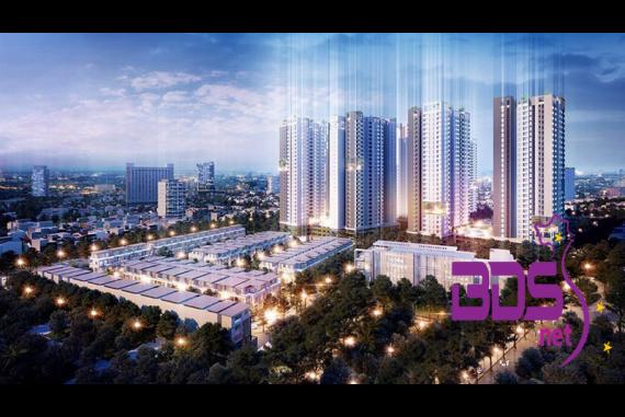 An Phú Apartment - Khu dân cư kiểu mẫu của Quận 6 - TP Hồ Chí Minh