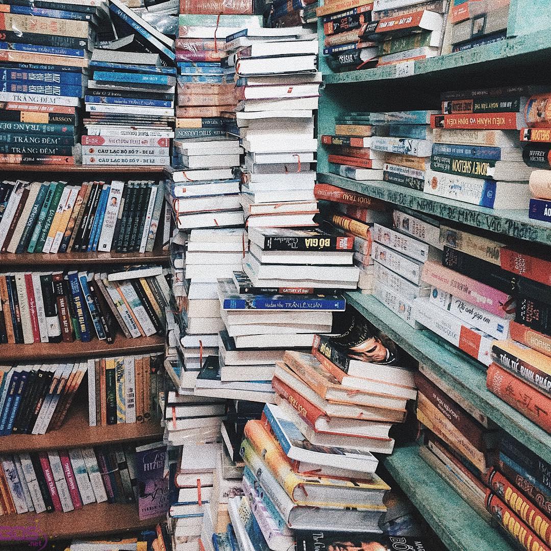 Thiên đường của mọt sách