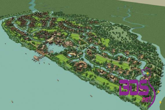 Six Senses Saigon River - Thiên đường nghỉ dưỡng được bao bọc bởi sông Đồng Nai và sông Cái