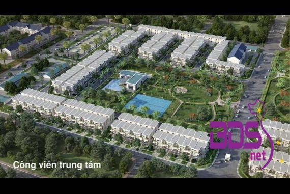 Lovera Park Khang Điền - Nhà phố có nhiều tiện ích nổi bật tại Quận Bình Chánh