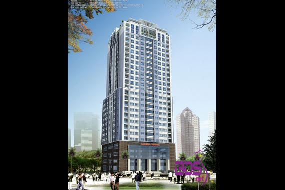 Sakura Tower - Chung cư nằm tại vị trí trung tâm của quận Thanh Xuân