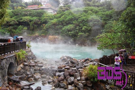Suối nước nóng bản Mòng - Phù hợp dịp nghỉ dưỡng và gạt bỏ những muộn phiền trong cuộc sống