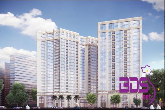 Hanoi Aqua Central - Tổ hợp khách sạn tiêu chuẩn 5 sao và căn hộ thương mại