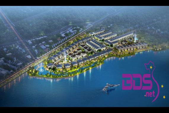 Palm Marina - Dự án Khu đô thị sinh thái nghỉ dưỡng đẳng cấp tại Quận 9