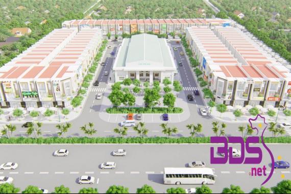 Đất nền Rich Central Vũng Tàu - Trung tâm mua sắm sầm uất Vũng Tàu