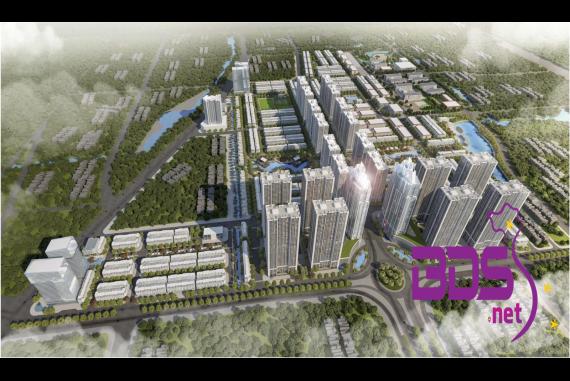 Hoàng Huy New City - Khu đô thị nằm ở trung tâm Bắc Sông Cấm