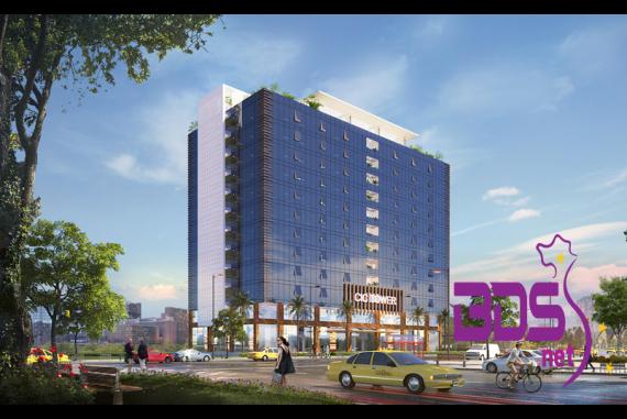 CIC Building - Tổ hợp thương mại và văn phòng cho thuê tại Cầu Giấy