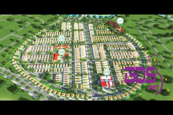 Mỹ Yên Riverside - Khu dân cư có vị trí đắc địa tại Long An