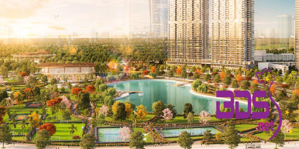The Matrix One - Tổ hợp căn hộ chung cư cao cấp, trung tâm thương mại