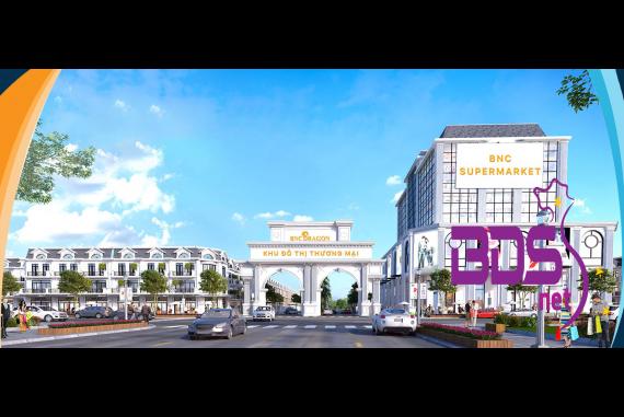 BNC Dragon - Khu dân cư ngay vùng kinh tế trọng điểm phía Nam