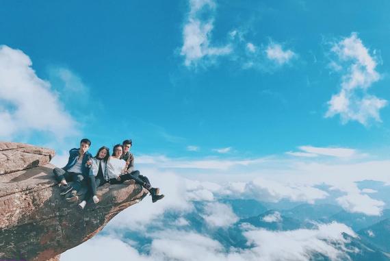 Núi Pha Luông - Chinh phục đỉnh Pha Luông một cuộc hành trình vô cùng thú vị