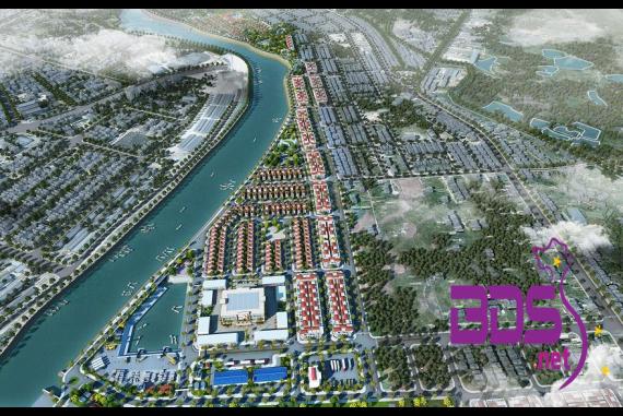 Royal Riverside City Móng Cái - Khu đô thị cao cấp đẳng cấp 5 sao tại Quảng Ninh