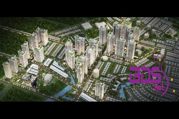 Laimian City - Nơi lý tưởng để an cư với nhiều tiện ích hoàn hảo