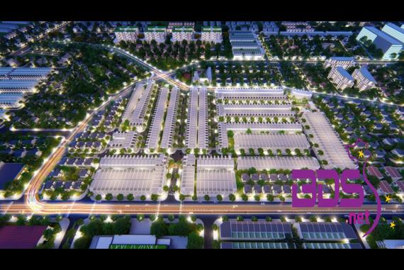 Khu dân cư The Sun City - Điểm sáng mới của thị trường bất động sản Bình Dương