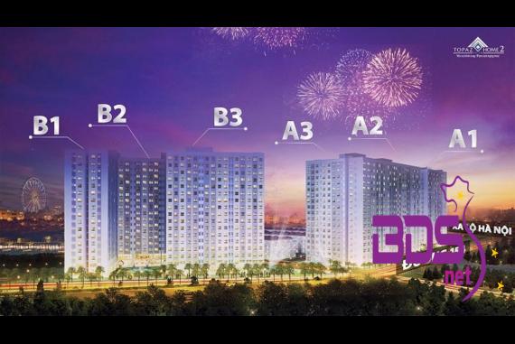 Topaz Home 2 -Dự án căn hộ chung cư xã hội tại quận 9