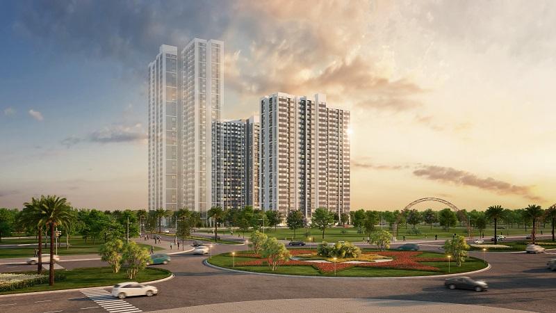 Vinhome New Center - Khu căn hộ sang trọng bậc nhất thành phố Hà Tĩnh