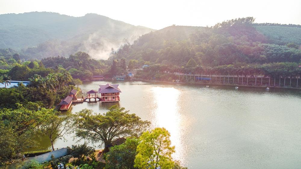 Vườn Quốc Gia Ba Vì - Cảnh quan thiên nhiên đặc sắc ở nơi lá phổi của Hà Nội