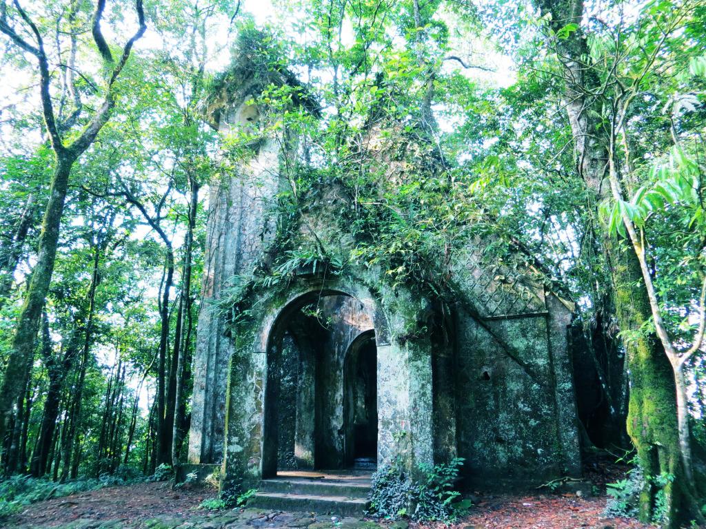 Kiến trúc nhà thờ cổ