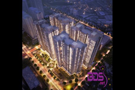 Vinhomes Time City - Khu đô thị hiện đại sầm uất mang phong cách kiến trúc Singapore