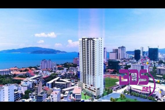 Nha Trang City Central - Căn hộ hướng nhìn ra biển, dễ dàng đón nắng, đón gió biển