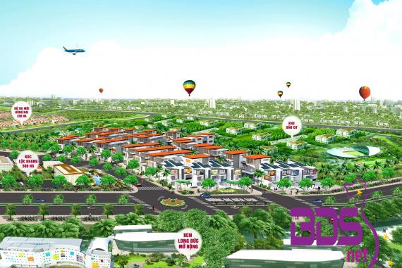Khu dân cư An Phước 2 - Nơi hội tụ đầy đủ các yếu tố hạ tầng, giao thông, tiện ích