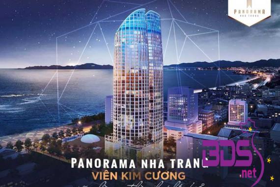 Panorama Nha Trang - Tổ hợp căn hộ, khách sạn và trung tâm thương mại đẳng cấp 5 sao