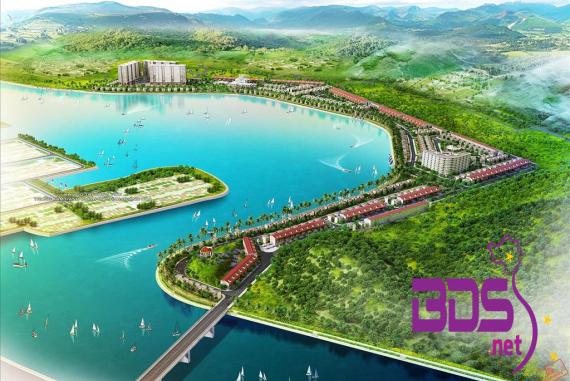 Nha Trang River Park - Khu đô thị trải dài bên dòng sông Tắc