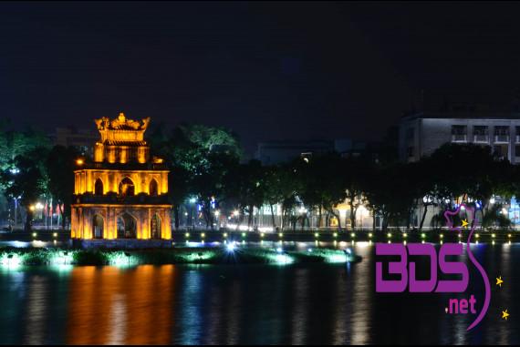 Tháp Rùa - Biểu tượng thủ đô mang trong mình sắc màu cổ kính qua bao giai đoạn lịch sử Hà Nội