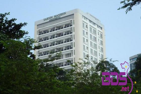 Saigon Mansion - Vị trí trung tâm thành phố Hồ Chí Minh