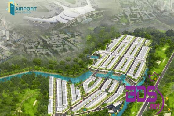 Airport New Center - Sở hữu một vị trí đẹp ngay trung tâm thị trấn Long Thành