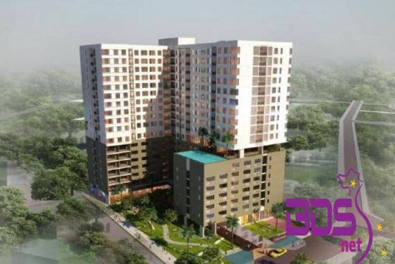 Orchard Garden - Tổ hợp gồm căn hộ chung cư, trung tâm thương mại và officetel
