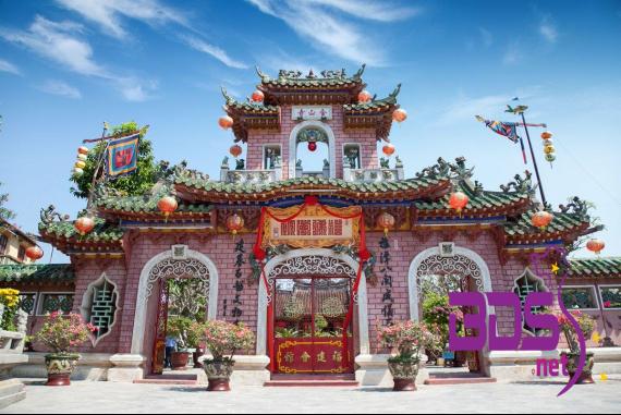 Hội quán Phúc Kiến (Assembly Hall Of The Fujian) - Những nét đẹp vừa tinh xảo lại vừa sâu lắng