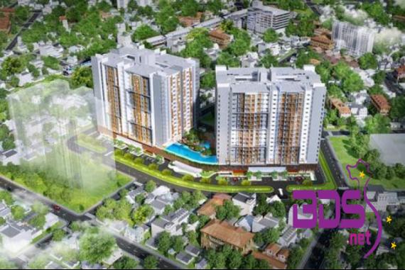 Topaz Twins - Môi trường sống trong lành với cảnh quan xanh mát tại Biên Hòa