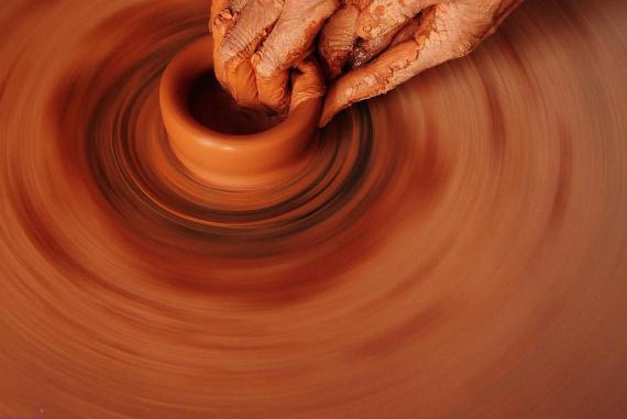 Làng Gốm Phù Lãng - Nét đẹp mộc mạc, thô phác nhưng khỏe khoắn và chứa đựng vẻ đẹp nguyên sơ của tạo hình điêu khắc