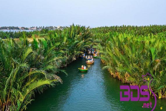 Rừng dừa Bảy Mẫu - Tên gọi thân thương với người dân và khách du lịch Hội An