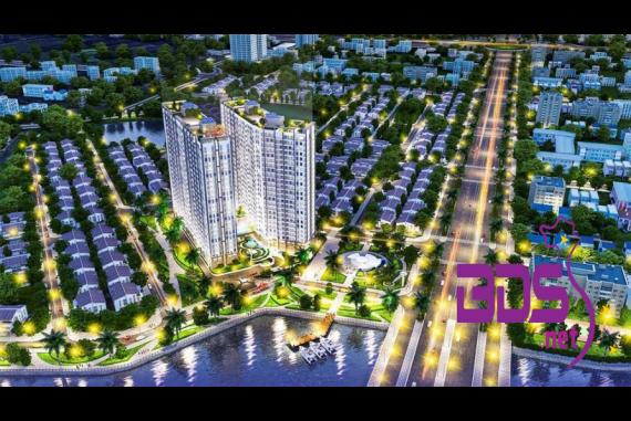 Sài Gòn Intela - Căn hộ cao cấp và tiện ích chuẩn Quốc tế
